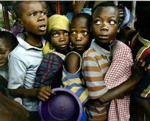 گرسنگان سومالیایی