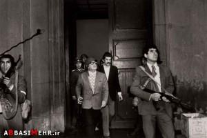 آخرین تصویر از سالوادر آلنده - رئیس جمهور شیلی - 1973