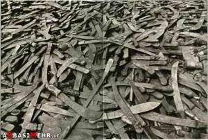 چاقوهای بزرگ آدم کشی - رواندا - نسل کشی توتسی ها توسط قوم هوتو - 1994