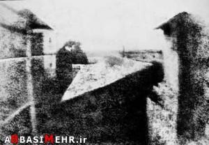 اولین عکس - 1826 - فرانسه