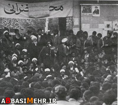 تحصن روحانیون در مسجد دانشگاه تهران در اعتراض به بسته شدن فرودگاه ها