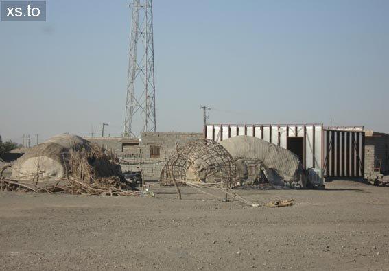 منطقه كارشود - خانه های ساخته شده و  در حال ساخت در منطقه به همت دولت نهم