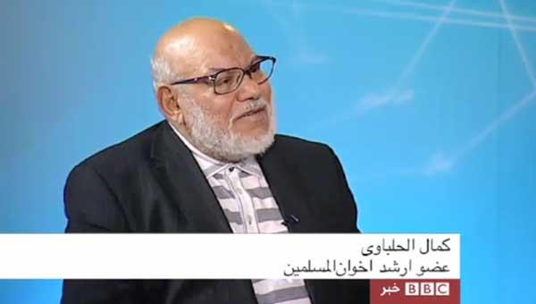 الحلباوی - عضو ارشد اخوان المسلمین در مصاحبه با بی بی سی