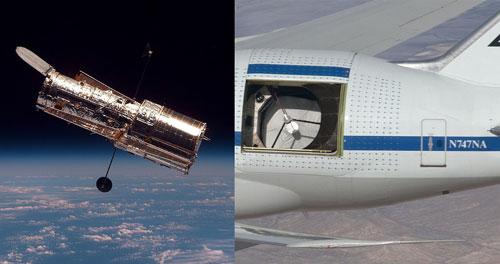 تلسکوپ های هوایی