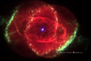 تصویر نبولا - NGC 6543
