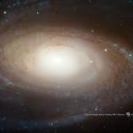 تصویری از کهکشان M81